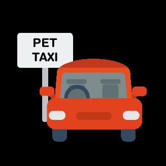 Arrangement for Pet Taxi